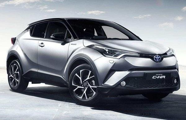 Ficha Técnica Toyota C-HR Híbrido (2020)