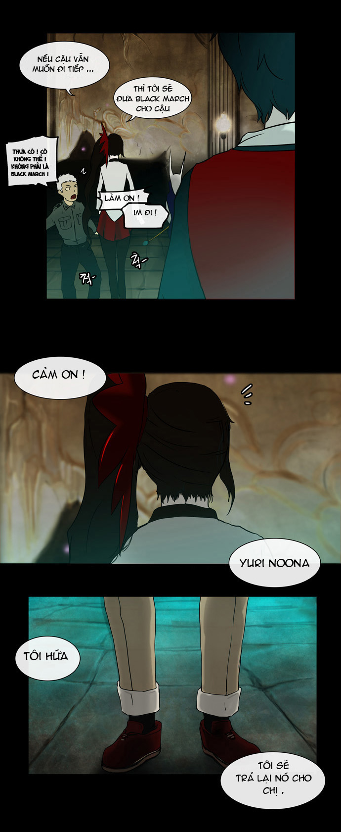 Tower of God chapter 2 trang 42