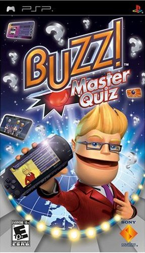Buzz! Master Quiz  - PSP - ISO Download