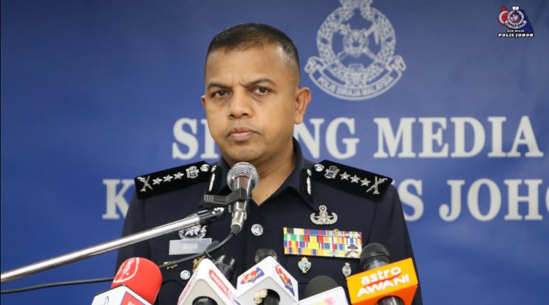 Ketua Polis Johor