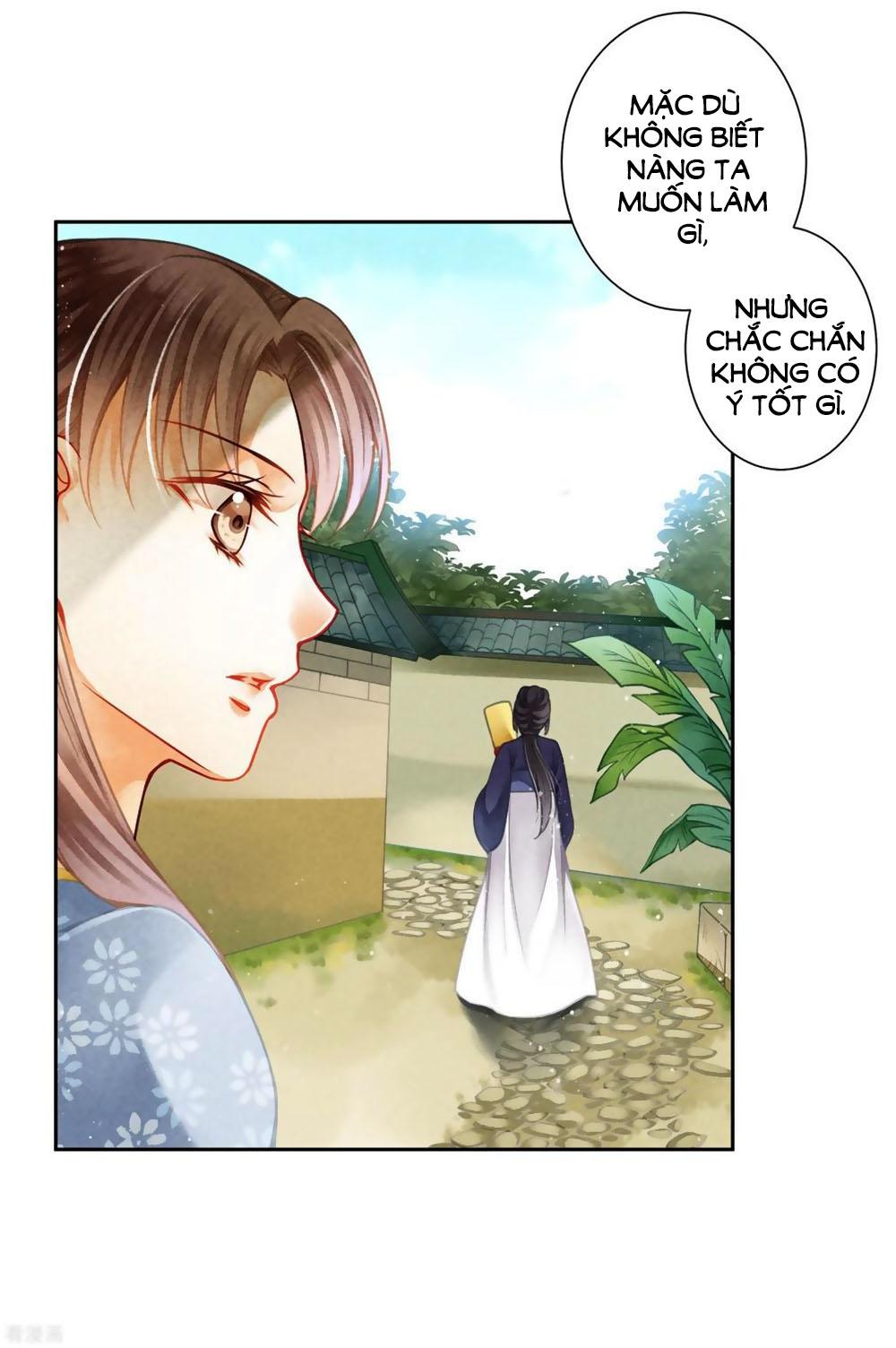 Ái Thượng Vô Địch Tiếu Hoàng Hậu chap 137 - Trang 7