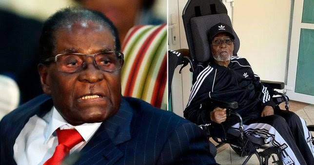 Pictures of Robert Mugabe before he died at the age of 95