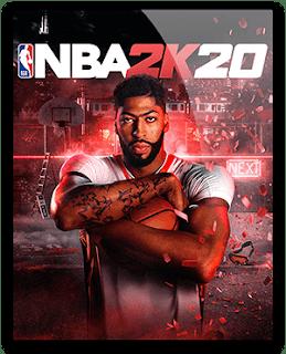 NBA 2K20 Repack Cover