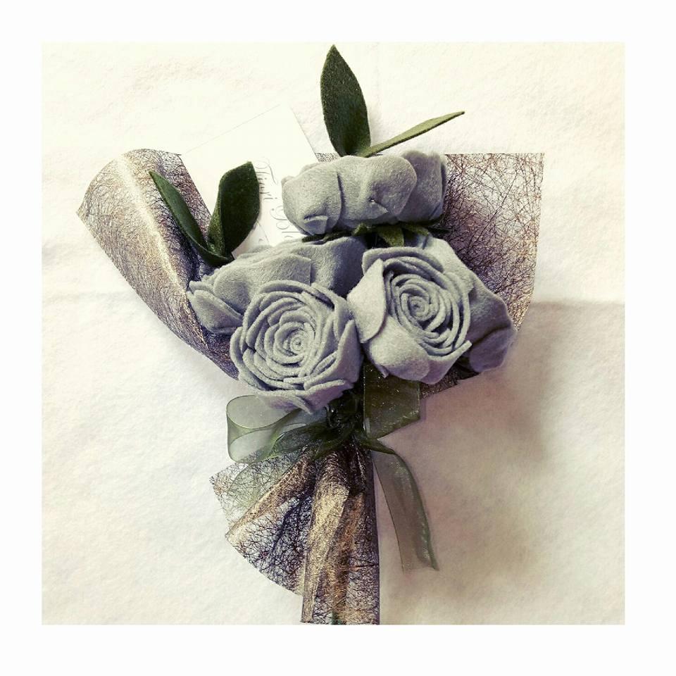 Cara Membuat Buket Bunga Dari Kain Flanel Untuk Wisuda Dan Pengantin Tips Cara Dan Tutorial