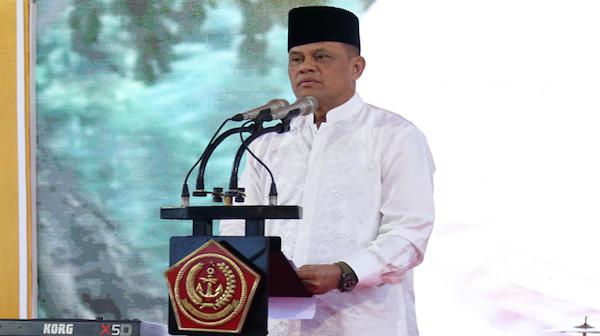 Panglima TNI: Sebagai Muslim Kita Harus Yakin bahwa Agama Saya adalah Paling Benar