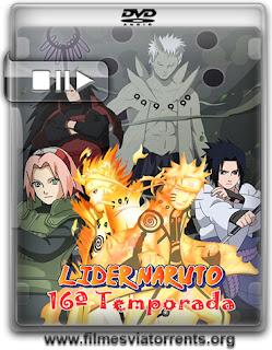 Naruto Shippuden 16ª Temporada Torrent - DVDRip