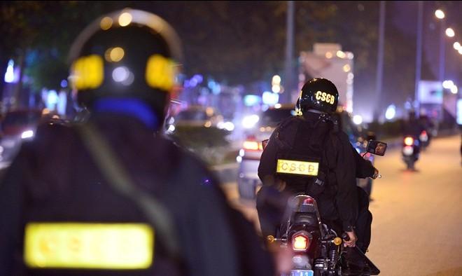 Tâm sự của một Cảnh sát Cơ động – cái nghề này bạc lắm !