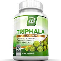 BRI Nutrition Triphala