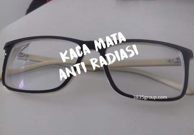 Kaca Mata Anti Radiasi