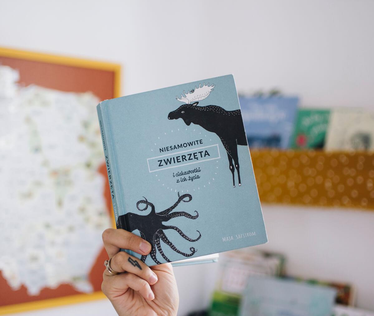 Niesamowite zwierzęta Maja Säfström
