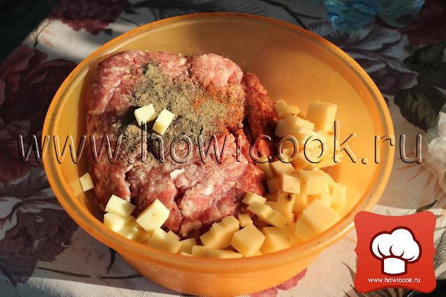 рецепт плескавицы с фото