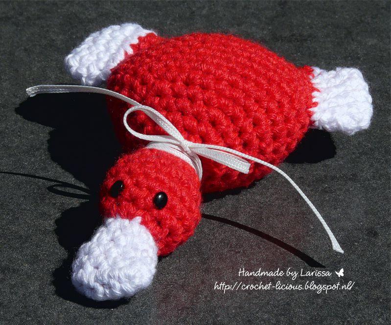 Crochet Licious Mini Eendjes Van Mrs Emonessy