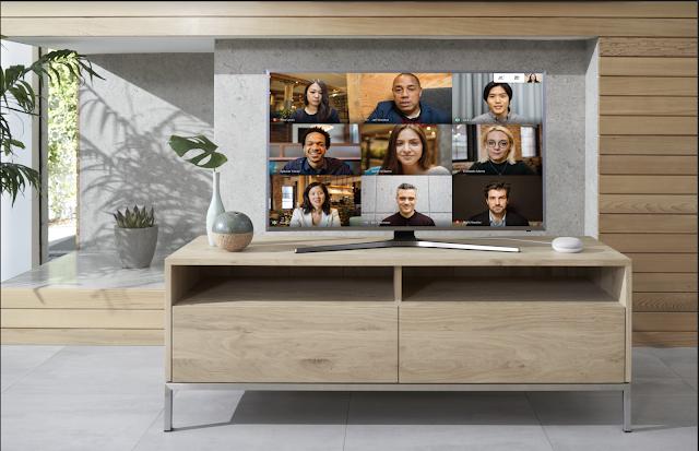 Cast Google Meet to your TV 1