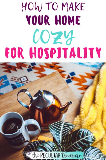 Creating a cozy and welcoming home is an important part of hospitality. Do you have a welcoming home? Learn how to make your home cozy for hospitality today. | Cozy Home | Hospitality | How to Create a Cozy Home for Hospitality | #Hospitality #community #cozy #hygge