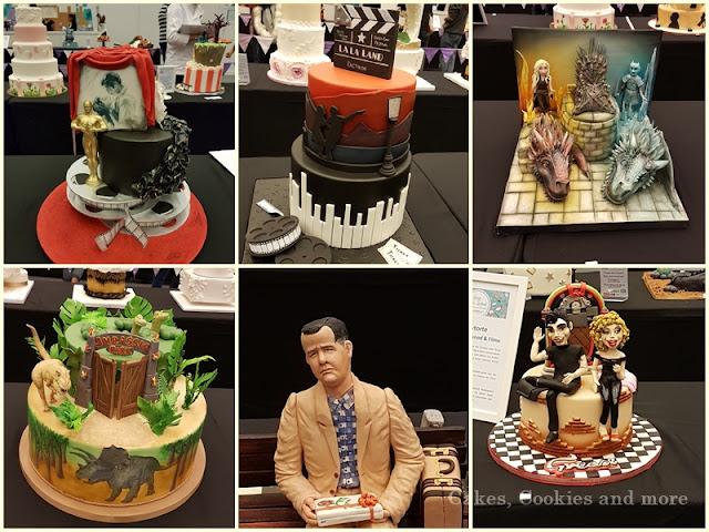 Swiss Cake Festival Motivtorten Hollywood und Filme