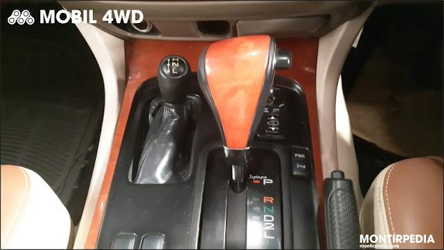 perbedaan AWD dan 4 WD