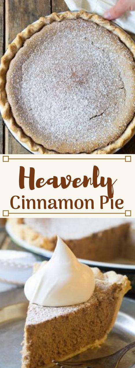 Cinnamon Pie #desserts #cakes #pumpkin #pie #healthyrecipes