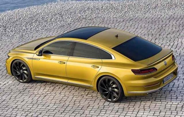 Volkswagen Arteon india