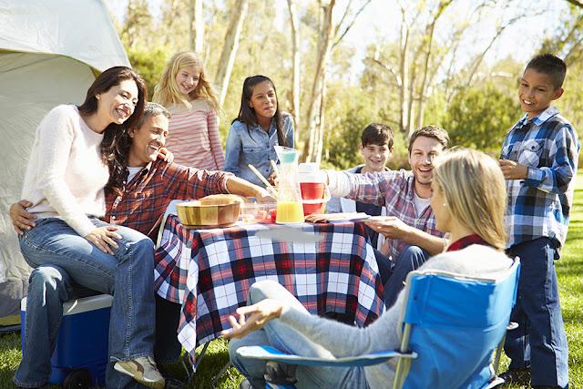 Cum sa planifici o excursie cu cortul