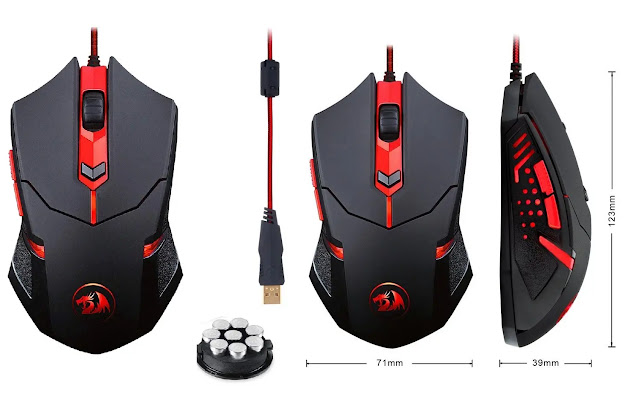 Redragon M601 Wired