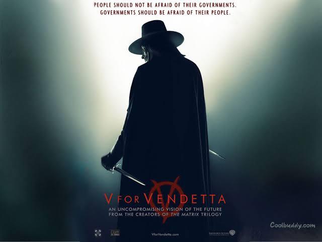 V For Vendetta (2005) Bluray Subtitle Indonesia