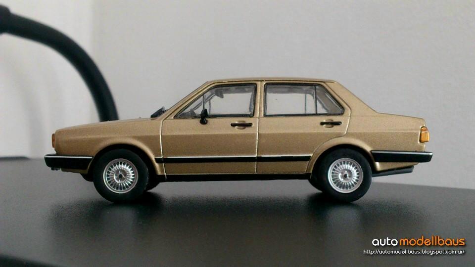 auto modellbaus  Volkswagen Gacel GL (1983) - Autos Inolvidables ... 820b3c0daeb28