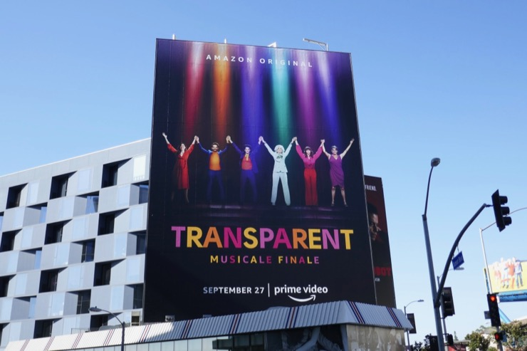 Transparent musicale finale billboard