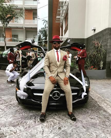 All the photos from Noble Igwe and Chioma's wedding today