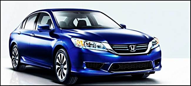 2016 Honda Accord Hybrid Features