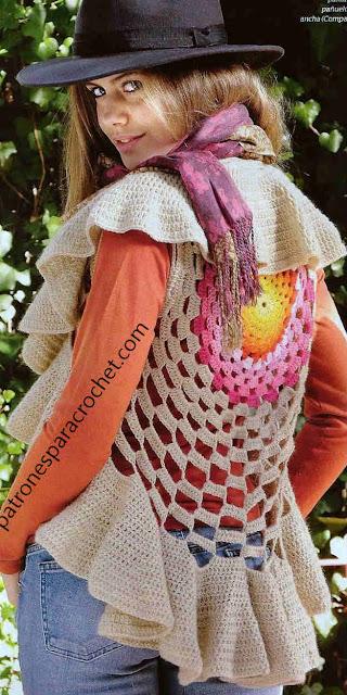 como-tejer-chaleco-redondo-crochet