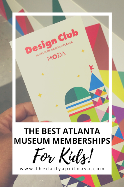 The Best Memberships For Kids in Atlanta - TheDailyAprilnAva