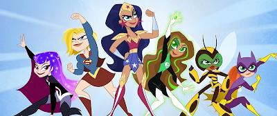 DC Super Hero Girls - Divulgação