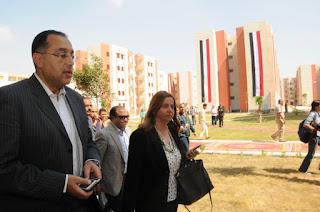 الانتهاء من اعتماد الأحوزة العمرانية لمدن وقرى جديدة بقرار من رئيس الهيئة العامة للتخطيط العمراني الدكتور عاصم الجزار
