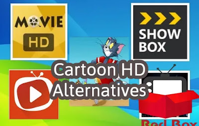 Apps like Cartoon Hd