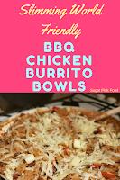 Slimming world burrito bowls recipe