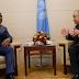 New-York : Antonio Guterres et Félix Tshisekedi discutent des efforts entrepris pour instaurer la stabilité et la prospérité en RDC
