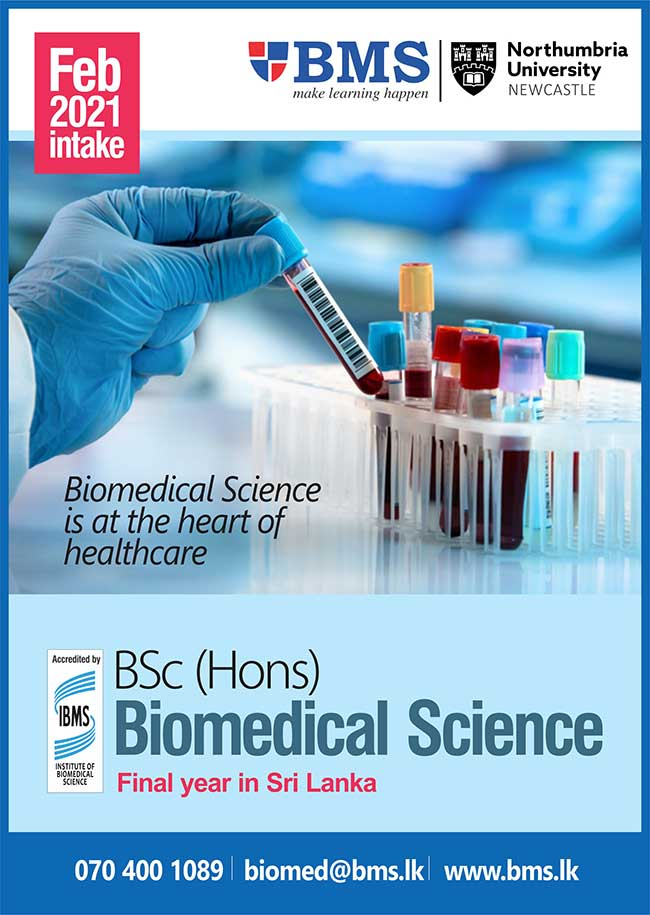 BSc (Hons) Biomedical Science
