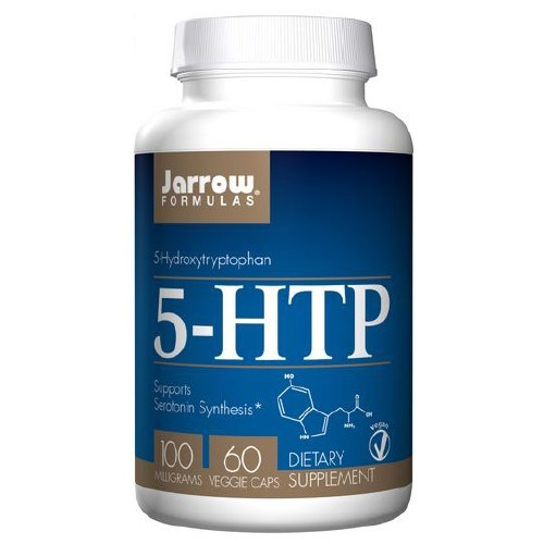 Jarrow Formulas 5-HTP 100 mg 60 Caps