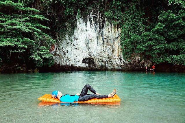 tamborasi river Southeast Sulawesi Indonesia