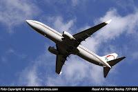 Boeing 737 / CN-ROC