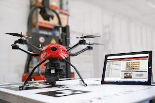 In futuro, sarà un drone a occuparsi dell'inventario