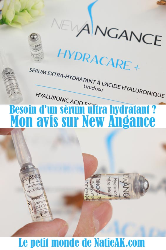 sérum extra hydratant acide hyaluronique avis