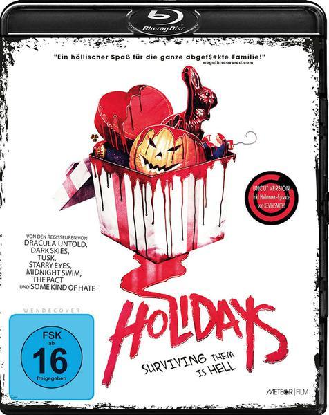 Filme Poster Holidays HDRip XviD & RMVB Legendado