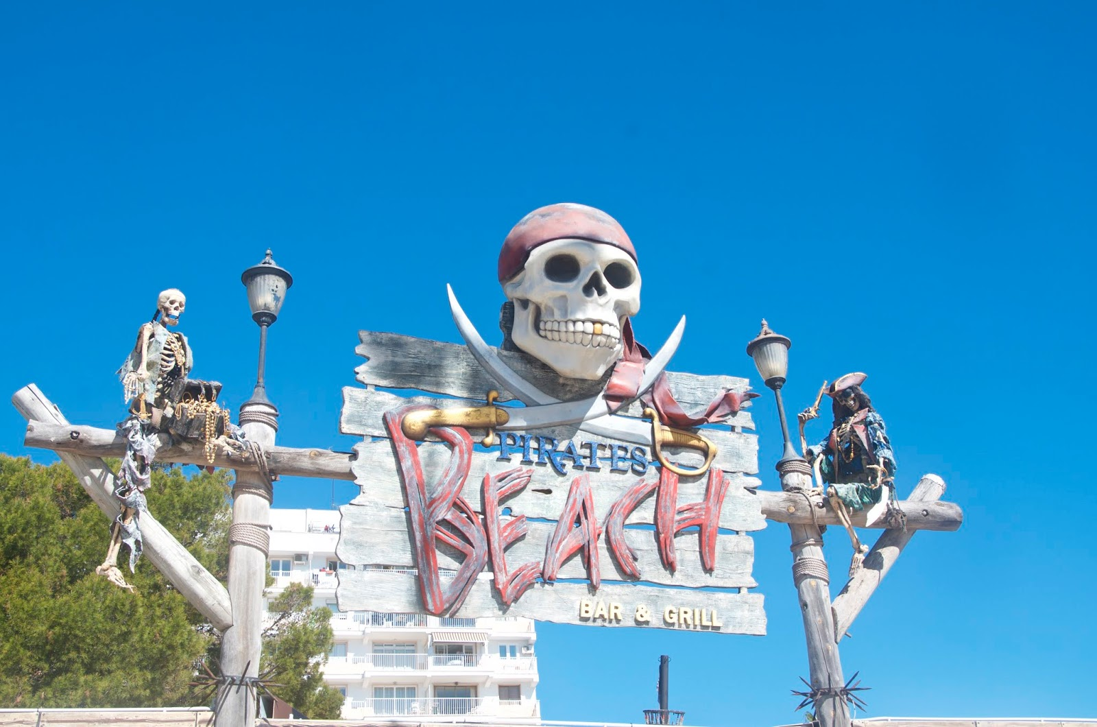 Pirates Beach Magaluf