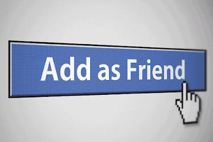 Cara Aman Menambahkan Teman di Facebook