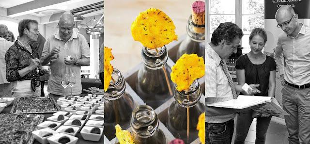 """otografin und Grafikdesignerin Cora Banek und Marketing-Fachmann Martin Beckenbach haben am Kochbuch """"raffiniert rheinhessisch"""" mitgewirkt. #MoToLogie #Rheinhessen #Kochbuch #raffiniertrheinhessisch #Mailahn"""