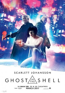 GHOST IND THE SHELL (IMAX 3D)