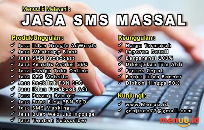 Jasa SMS Broadcast