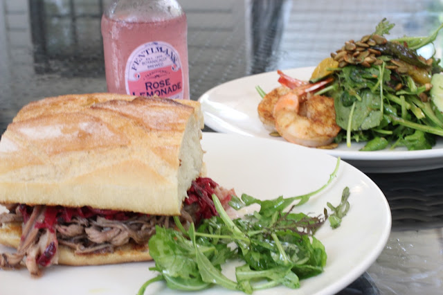 Beef Brisket Sandwich | Behind The Bookstore | Chichi Mary Blog
