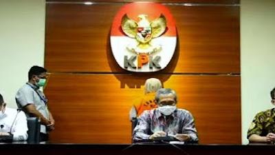 Tersangka Kasus Korupsi Pengadaan Citra Satelit Ditahan KPK